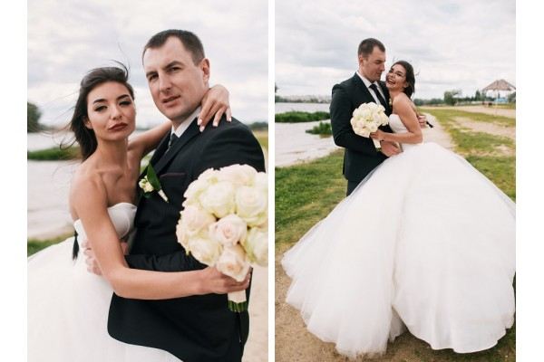 Модная невеста Олечка