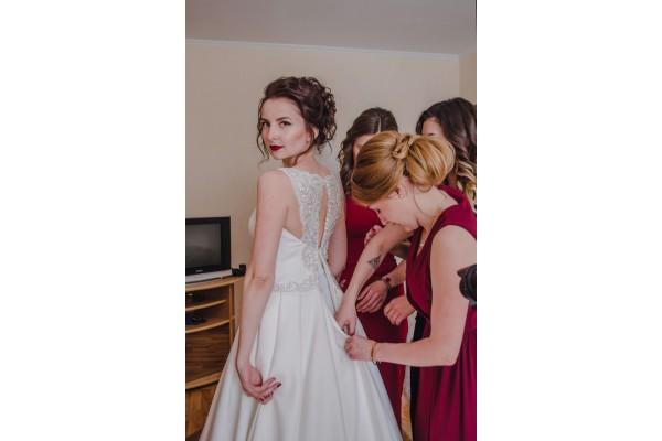 Стильная невеста Виктория